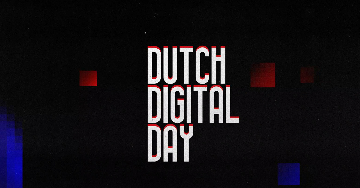 Join us 25 June at Dutch Digital Day!